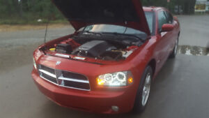 07 Charger AWD R/T Hemi Fully Loaded Aftermarket Exhaust
