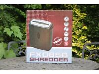 Office Standard Shredder (never used)