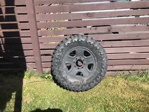Open country M/T Toyo tire