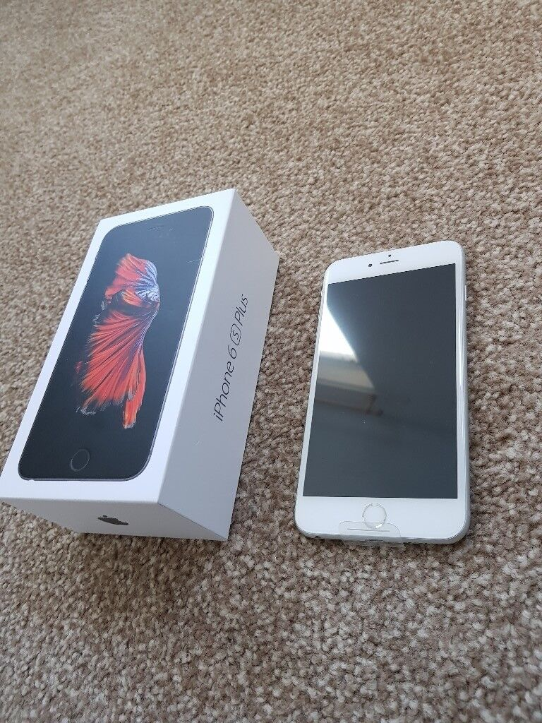 Iphone 6s plus 64gb Unlocked silver brand new without boxin Luton, BedfordshireGumtree - Iphone 6s plus 64gb Unlocked silver for sale with a charger Ive already used the headphones so I wont include them Brand new only 1 week old still has original screen protector on the front and back 1 year Apple warranty Selling due to wanting to buy...