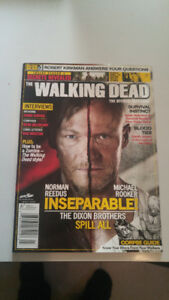 FOR SALE - The Walking Dead Magazine Issue 3