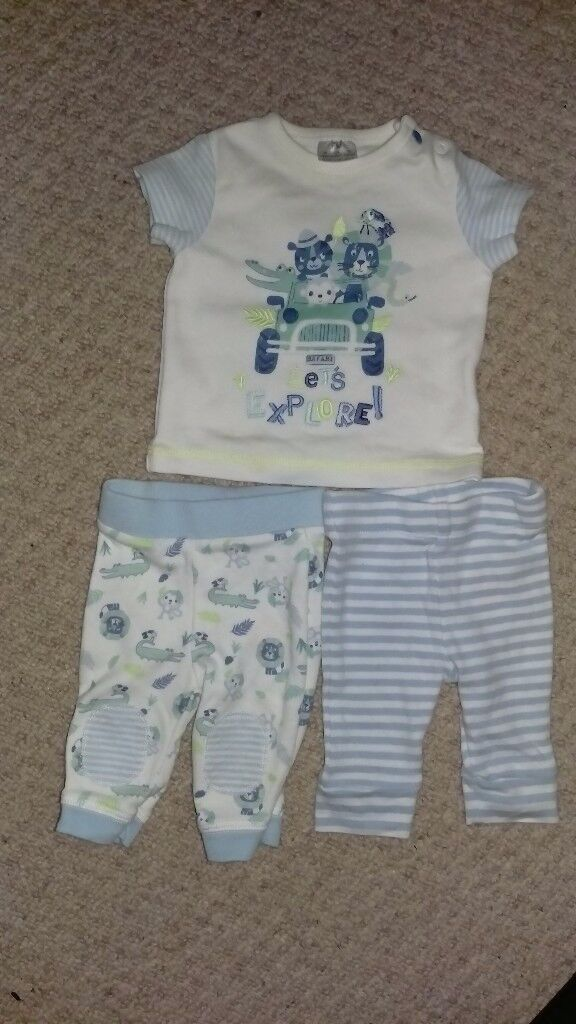 Baby Boy Bundle Clothes New Born £3.50 for all 11 items