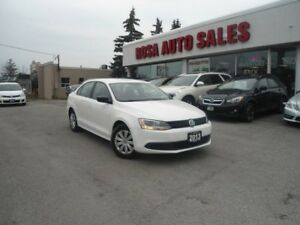 2013 Volkswagen Jetta AUTO AIR HEATED SEAT TREND LINE   PW PL PM
