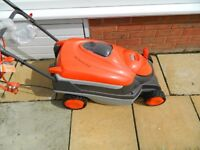 Flymo Roller Compact 340 Electric Rotary Lawnmower.