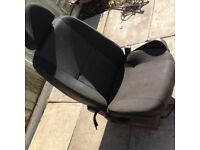 mercedes sprinter drivers seat 2012