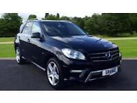 2012 Mercedes-Benz M-Class ML250 CDi BlueTEC Sport AWD 5d Automatic Diesel Estat