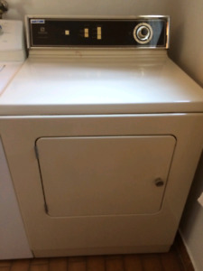 Maytag Dryer and Frigidaire Washer