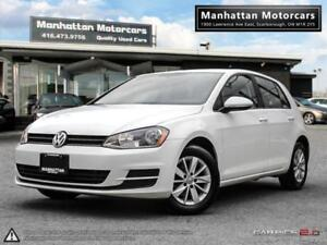 2016 VOLKSWAGEN GOLF TSI |B.UP CAMERA|FAC.WARRANTY|ONLY 45000KM