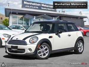 2013 MINI COOPER CLASSIC AUTO |PANORAMIC|BLUETOOTH|NO ACCIDENTS
