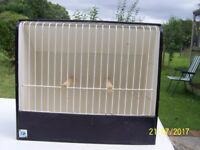 Budgerigar Society show cages for sale