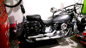 2003 Yamaha V-Star 1100 Custom