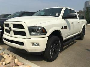 2017 RAM 3500 LARAMIE WITH RAM BOX DIESEL CREW CAB MADE TO HAUL
