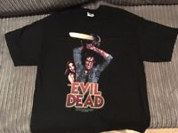 The Evil Dead - T-Shirt - Never Been Worn - Size XL
