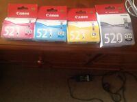 Canon printer cartridges