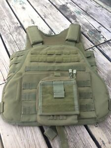 Condor plate carrying chest protector tactical vest