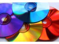 Custom Made CD's