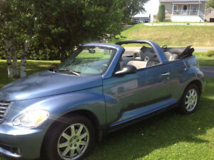 2007 Chrysler PT Cruiser Cabriolet