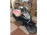 Aprilla scooter 50cc sold as soon