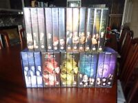 Buffy VHS Video Collection