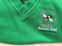 Burton End School Sweatshirt 24