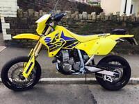 Suzuki Drz 400 sm k6 2006 supermoto SHEPYSBIKES £2000