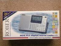 Roberts 861 shortwave radio