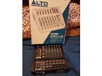 8 Channel Mixer with Effects