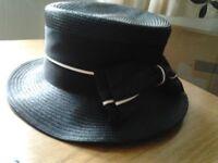 hat - straw hat