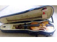 Andreas Zeller 1/4 violin