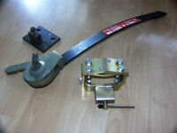 TOWING STABILISER BAR AND BRACKETS