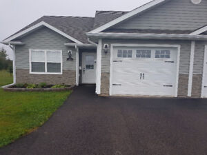 Spacious two bedroom Duplex for rent - October 1st
