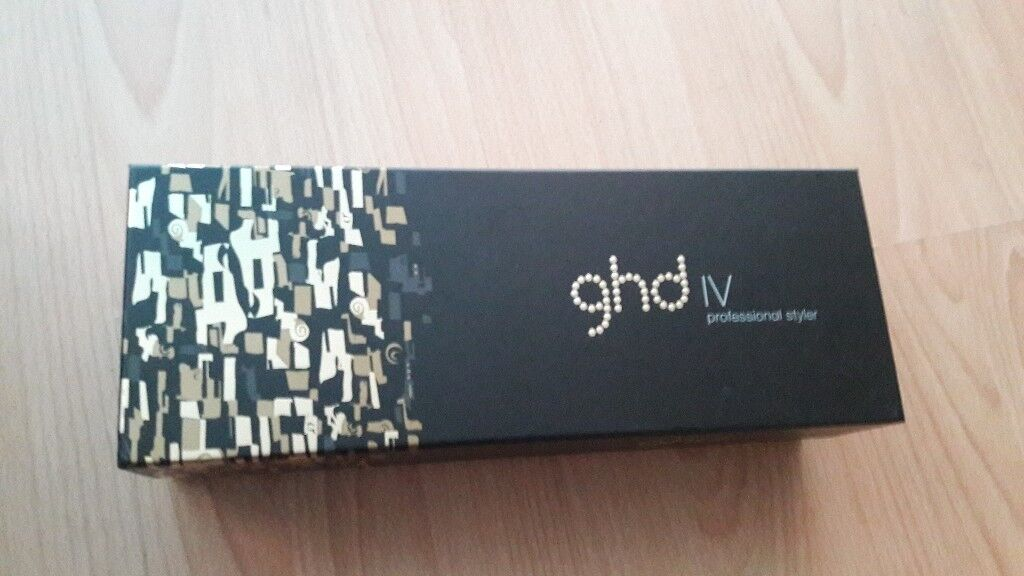 Real ghds used once