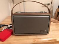 Goodmans Bluetooth wifi dab portable radio/speaker