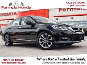 2014 Honda Accord Sedan TOURING | ONE OWNER | ACCIDENT FREE - FO