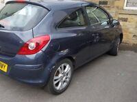 Vauxhall corsa 1.4 sxi spares or repairs