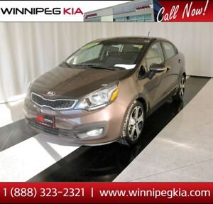 2013 Kia Rio SX *Loaded Local Trade!*