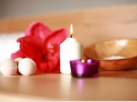 Relaxing hot oil and Thai Massage