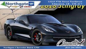 2018 Chevrolet Corvette 1LT