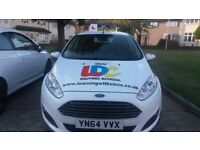 LDC driving lessons in Romford and RM areas. First 5 hours for only £75 - Immediate starts available