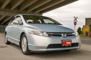 2007 Honda Civic Hybrid Only 68000km!!! Hybrid Langley Location!