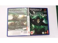 The Matrix - Path of Neo Playstation 2 Game
