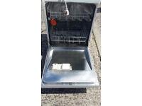 white bosch dish washer