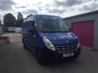 RENAULT MASTER MWB 2.3DCI, 2011REG,125BHP,AIR CON, FOR SALE