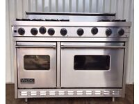 Viking - Wolf 48 inch wide range cooker RRP £12,000