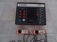 Vintage Binatone Video Game System