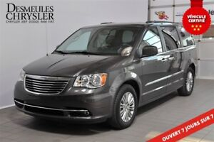 2016 Chrysler Town & Country Touring-L**CUIR**DVD**TOIT OUVRANT