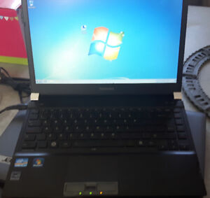 TOSHIBA PORTEGE I5 IN EXCELLENT CONDITION
