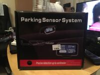 BRAND NEW !! Front & Rear parking sensors with LCD display