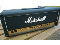 Marshall JCM900 Mkiii 50watt valve guitar amp head in superb condition