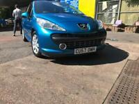 Peugeot 207 m:play VERY LOW MILES!!
